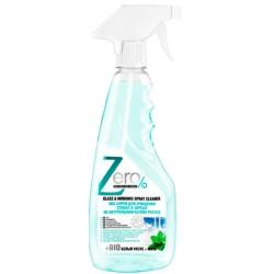 Zero Эко спрей для очищения стекол и зеркал 420мл