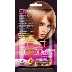 Фитокосметик Стойкая Крем-краска для волос Effect Color Медно рыжий 5.46