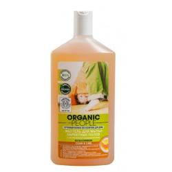 Organic People Эко гель для мытья паркетных полов с пчелиным воском 500мл