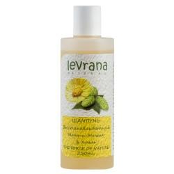 Levrana Шампунь для волос Восстанавливающий Мать-и-мачеха и Хмель 250мл