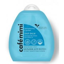Cafe mimi Бальзам для волос Укрепление и рост 250мл