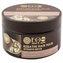 Ecolab страны Маска для волос Кератиновая Интенсивное восстановление 250мл