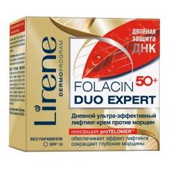 Lirene Дневной ультра-эффективный лифтинг-крем против морщин +50 50мл