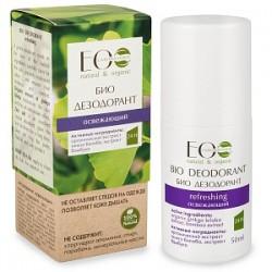 Ecolab Эко дезодорант для тела Освежающий 50мл