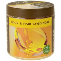 Ecolab Мыло для волос и тела Золотое 450мл