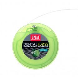 Splat Зубная нить DentalFloss бергамот и лайм 30мл
