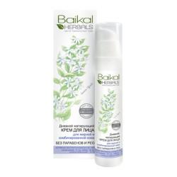 Baikal Herbals Крем для лица дневной матирующий для жирной и комбинированной кожи 50мл
