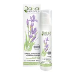 Baikal Herbals Крем для лица дневной увлажняющий для сухой и чувствительной кожи 50мл