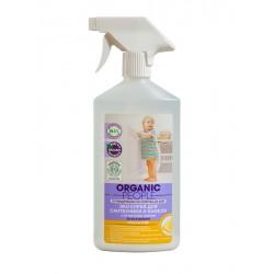 Organic People Эко спрей для сантехники и кафеля Лимон 500мл