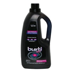 Burti Средство для стирки черного и темного белья 1,5л