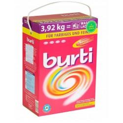 Burti Стиральный порошок для цветного и тонкого белья 3,92кг