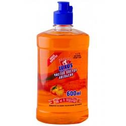 Luxus Средство для мытья посуды Апельсин (Россия) 600мл