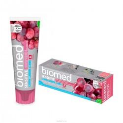 Biomed Зубная паста Sensitive Укрепление эмали и снижение чувствительности 100г