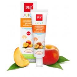 Splat Juicy Детская зубная паста Персик 35мл