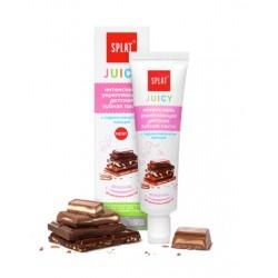 Splat Juicy Детская зубная паста Шоколад 35мл