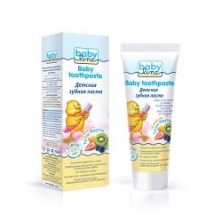 Baby Line Детская гелевая зубная паста со вкусом Тутти-фрутти 2-6лет 75мл