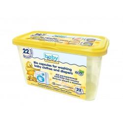 Baby Line Капсулы для стирки детских вещей и пеленок 22шт