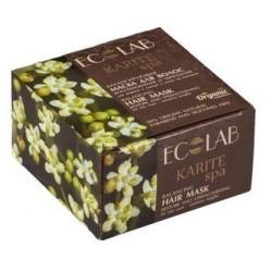 Ecolab Spa Маска для волос Балансирующая восстановление и укрепление Карите 200мл