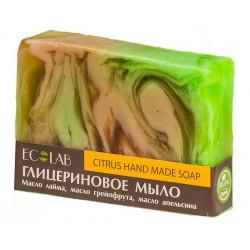 Ecolab Глицериновое мыло Citrus (лайм/грейпфрут/апельсин) 130г