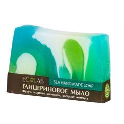 Ecolab Глицериновое мыло Sea (фукус/морские минералы/экстракт жемчуга) 130г