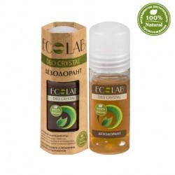 Ecolab Дезодорант для тела Кора дуба и зеленый чай 50мл