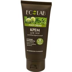Ecolab Крем для ног Антибактериальный 100мл