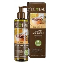 Ecolab Масло для волос Укрепление и рост волос 200мл