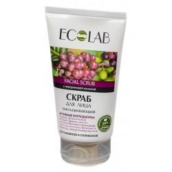 Ecolab Скраб для лица Омолаживающий 150мл