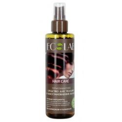 Ecolab Средство для укладки и восстановления волос Термозащитное 200мл