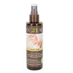 Ecolab Средство для укладки и укрепления волос Разглаживающее 200мл