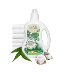 BioMio Кондиционер для белья с маслом эвкалипта 1,5л