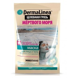 DermaLinea Целебная грязь для лица и тела Мертвого моря 15мл