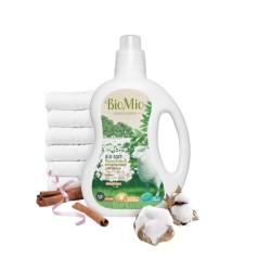 BioMio Кондиционер для белья с маслом корицы 1,5л